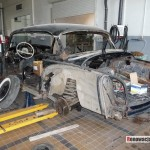 mercedes old renovation body
